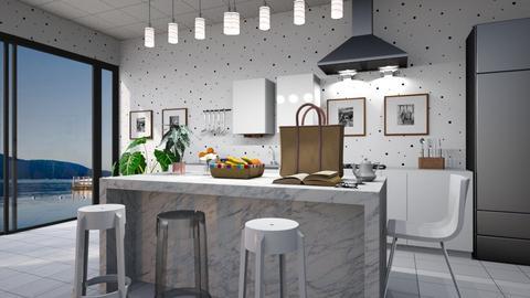 Kitchen for Maria - by jasmin_jasmin