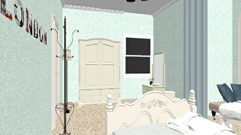 my room - Feminine - Kids room - by Fitri Wirasatya