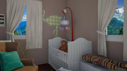 Nursery - Classic - Kids room - by anjuska9