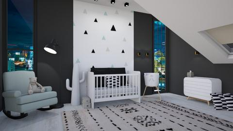 NURSERY - Kids room - by NadineHerwig