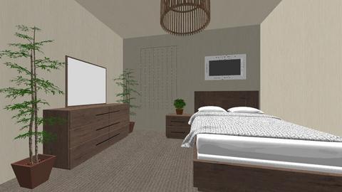 room1 - Vintage - Bedroom - by nadja976