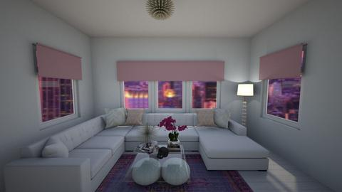 movie room - Living room - by Alice Connor