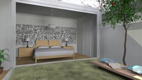Container Living 1 - Eclectic - Bedroom - by Theadora