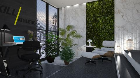 Office - by neide oliveira