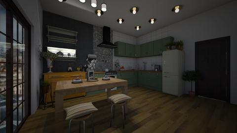 london kitchen - Kitchen - by joja12345678910