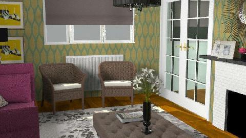 T19 - Savannah - Living room - by gingerpantz