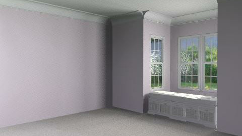 Feminine Living Area - Minimal - Bedroom - by sosudevco