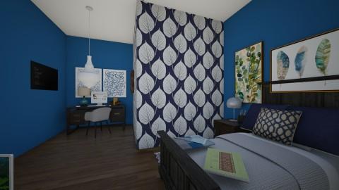 Classy - Classic - Bedroom - by Katiemichellegilbert
