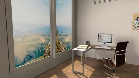 View - Modern - Office - by avalanche