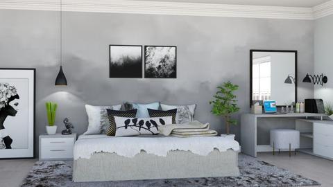 b - Bedroom - by lovedsign