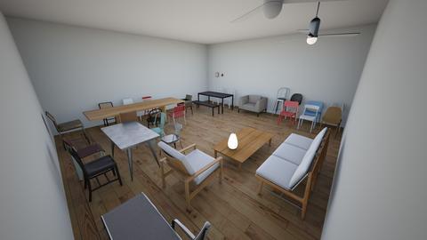Sotano - Dining room - by EYSB