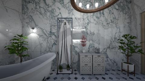 princess bathroom - Feminine - Bathroom - by vikyyym