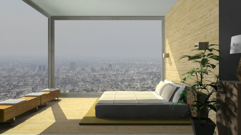 MINIMAL WITH VIEW - Minimal - Bedroom - by deleted_1520806422_Roxy