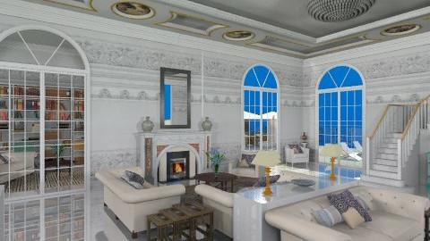 Hotel Lobby 2 - Classic - by giulygi