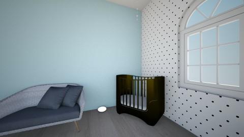 BEDROOM - Bedroom - by dak123