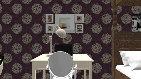 Long Room - Feminine - Bedroom - by xholyyy