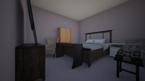 Maliyah - Bedroom - by AllianceKnights