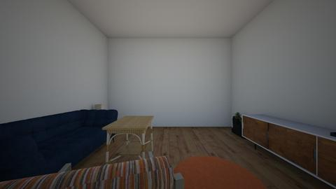 My first home - by Gohomekid