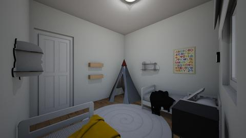 Maya Elul kidsroom 2 - Kids room - by erlichroni