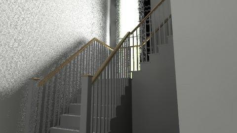 stair hall - Vintage - by bellabravis