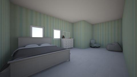 Room 1 - by laura laypanova 2009