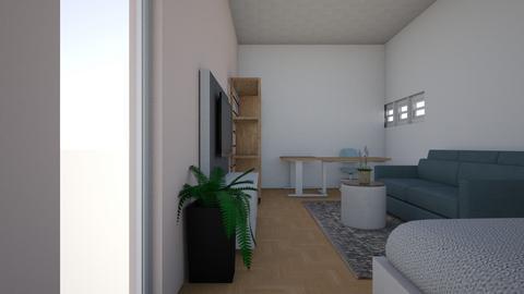 mos1 - Bedroom - by Nichapat
