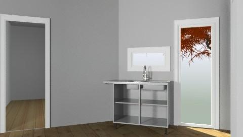 CASA BASICA - Retro - Kitchen - by cibelles