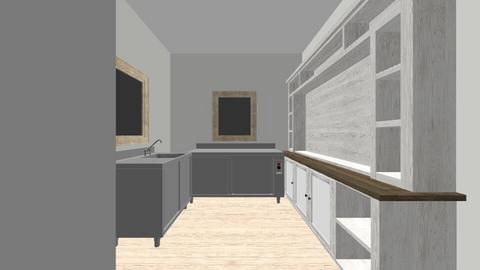 Virtuve_2 - Kitchen - by Linduks