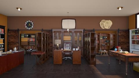 407 - Office - by Jade Autumn