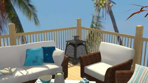 Relaxing with Tesco - Modern - Garden - by richardsbm