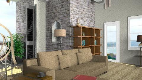 Peace-1 - Country - Living room - by naurah alwani