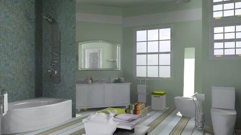 GWB - Glamour - Bathroom - by milyca8