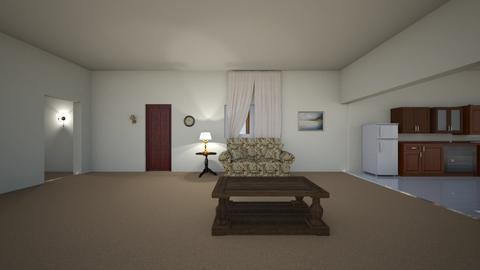 Home LR - Living room - by WestVirginiaRebel