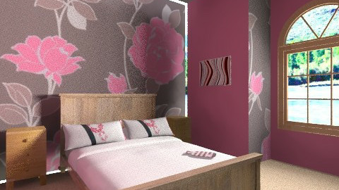 Design - Bedroom - by AoifeK
