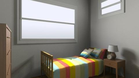 beachy teens room - Bedroom - by egyptian_cat