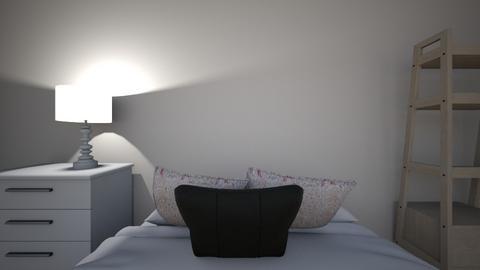 emma sroom - Bedroom - by emmakavanagh356