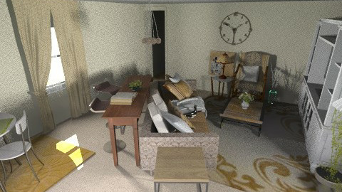 Our Living Room Plans - Eclectic - Living room - by gingerburrrd