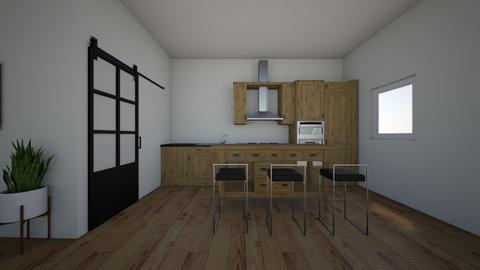 dream kitchen - Classic - Kitchen - by Ninastyle