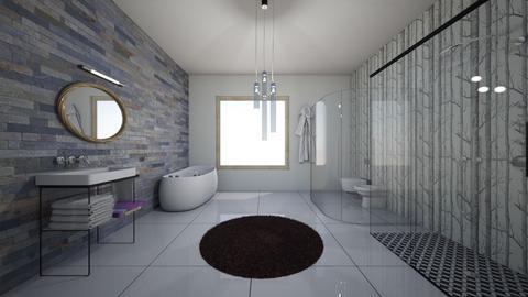 soapy bath - Modern - Bathroom - by Zozostep