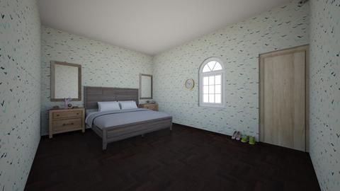 London flat - Bedroom - by catman52