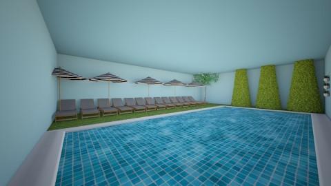 pool - by demihi