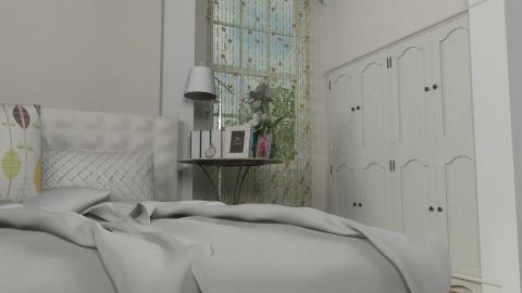 Bed corner - Bedroom - by Kjami