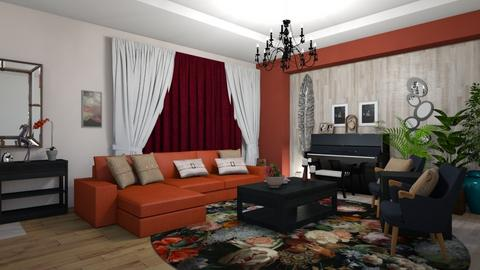29012020 - Living room - by matina1976