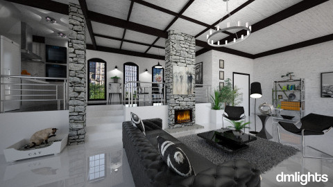 factory - Living room - by DMLights-user-981898