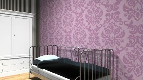 cc - Modern - Bedroom - by Caitlin Johnston