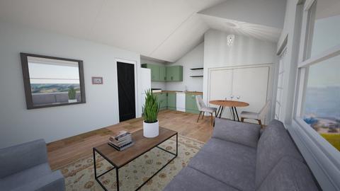 Mama Pad View 1 - Living room - by tybythomas