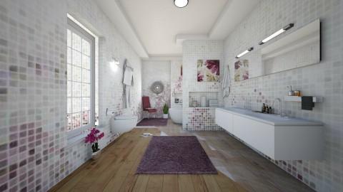 eyk - Bathroom - by Alice Aguiar