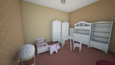 kids - Kids room - by fruzelina