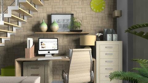 Sheila - Office - by KittiFarkas