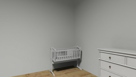 Baby room - Bedroom - by DesignJA